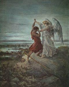 Angel & Jacob